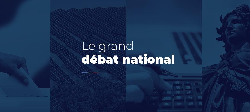 Les conseils-experts financiers contribuent au Grand Débat National