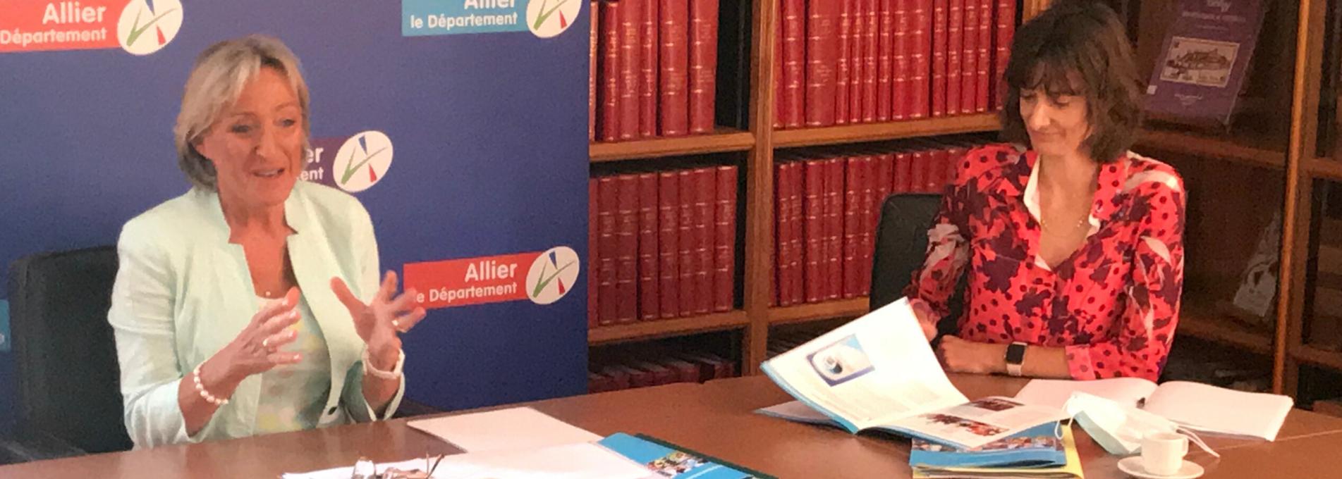 Bilan départemental de l'insertion en Allier