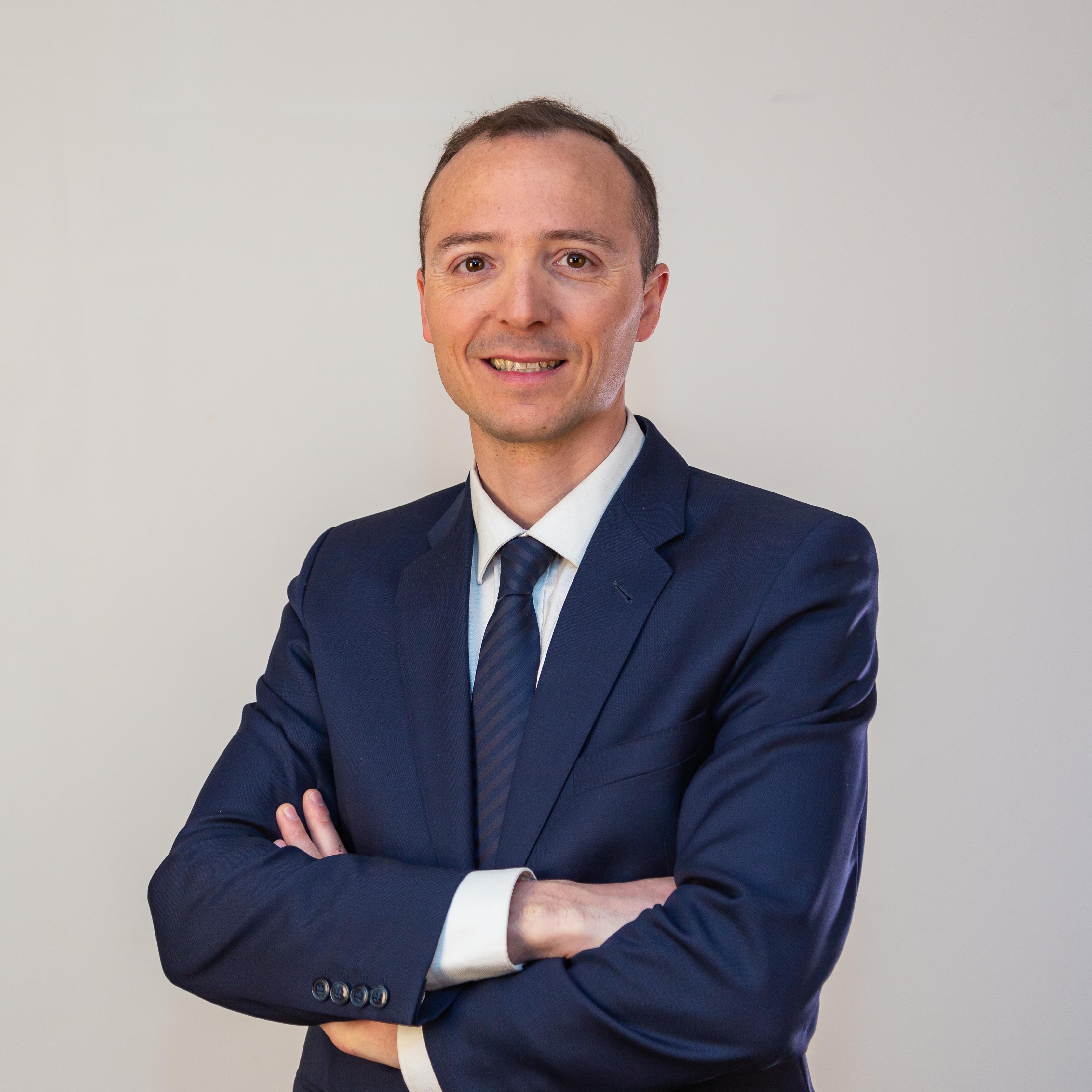Grégoire Leclercq, Directeur général délégué EBP