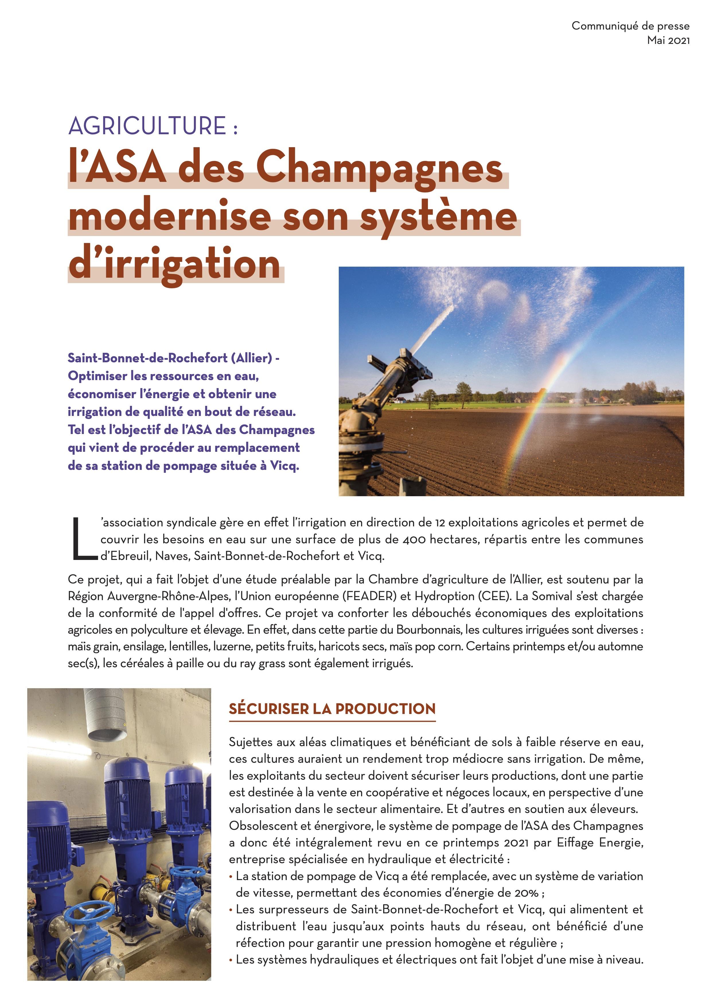 CP Asa des Champagnes